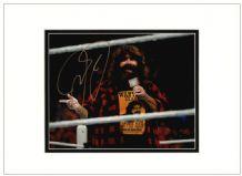 Mick Foley Autograph Signed Photo